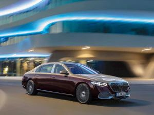 2021 Mercedes-Maybach S-Class Luxury Sedan Unveiled