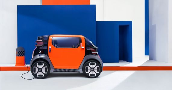 This Citroen EV Is The 'Object' You Can Drive Without A Licence