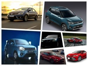 Wagon R Detailed 2019 Camry Launched New Baleno Features XUV300 Launch Confirmed And More From The Week That Was