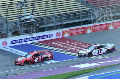 Two To Go: NASCAR Cup Series heads to the Irish Hills of Michigan