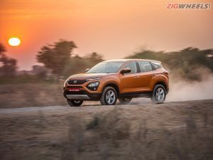 Tata Harrier With Dual-Tone Paint Scheme To Launch Soon