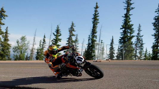 Chris Fillmore's 2018 Pikes Peak Run Will Make You Afraid Of Heights