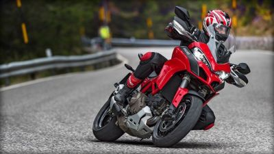 Top Commuter Mods for the Ducati Multistrada Motorcycle