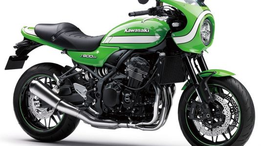 Kawasaki's Z900RS Cafe Comes To America