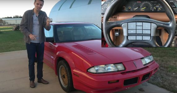This $2000 'McLaren' Is Actually A Slow, FWD Pontiac