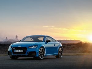 2019 Audi TT RS Is More Or Less Same As Before
