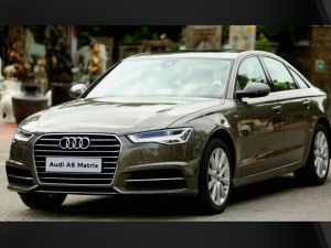 More Luxurious Audi A6 Lifestyle Edition Launched