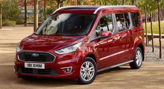 2018 Ford Tourneo Connect And Courier Gain New Engines And Modern Tech