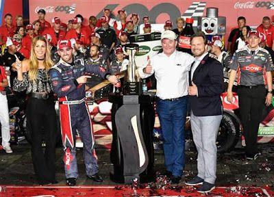 Richard Childress Racing going for fourth Michigan win