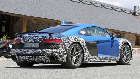 Is This Oval Piped Audi R8 The Future GT Model?