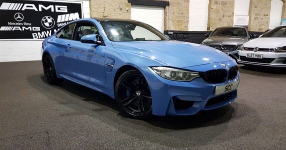 You Can Buy A BMW M4 For The Price Of A Well-Specced Fiesta ST