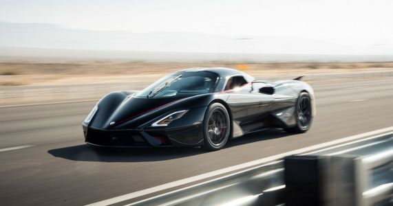 SSC Stands By Tuatara's 331mph Video Amid Claims Of Discrepancies