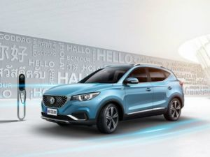 MG eZS Launch In December Will Be Locally Assembled