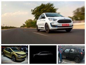 Top 5 Car News Of The Week Ford Figo Launched And Reviewed Tata Altroz Expectations And More