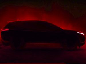 2020 Tata Harrier Automatic Variant Teased At Auto Expo 2020
