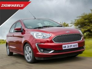 2021 Ford Figo Automatic: First Drive Review I 8 Things You Should Know