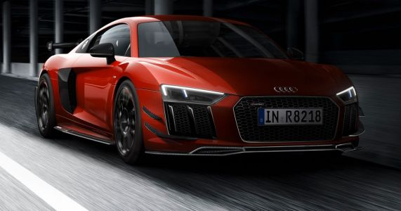 Audi Confirms An Ultra-Exclusive 'Performance Parts' R8 Supercar
