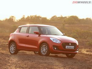 2018 Maruti Suzuki Swift First Drive Review