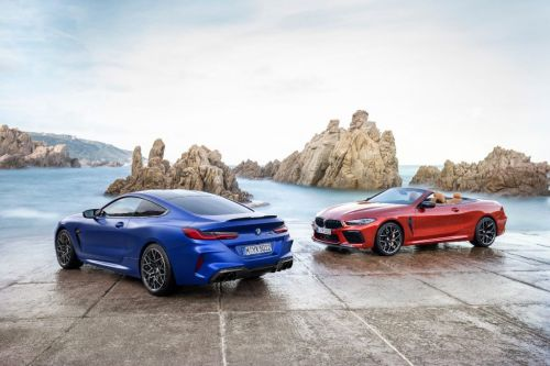 BMW M8 and M8 Competition Finally Revealed with Most Powerful M Engine Ever