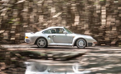 3D Printing Is Helping to Keep Classic Porsches on the Road