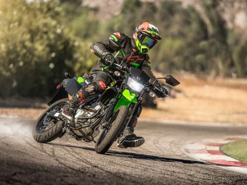 2021 Kawasaki KLX300SM First Look Preview Photo Gallery