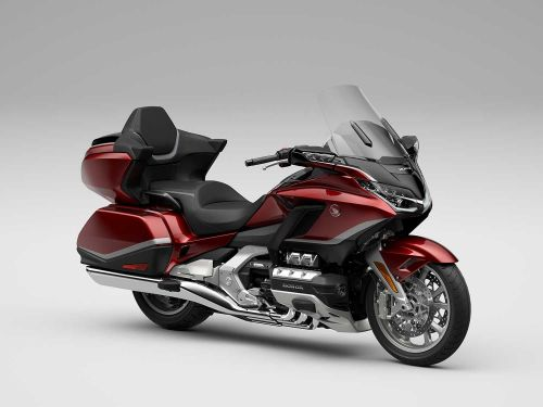 Honda Gold Wing Tour Gets a Touch-up for 2021