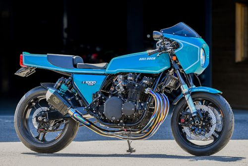Kawasaki Z1-R 2 by Bull-Dock