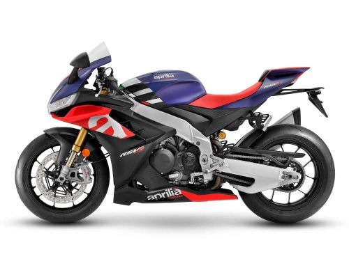 2021 Aprilia RSV4 First Look Preview