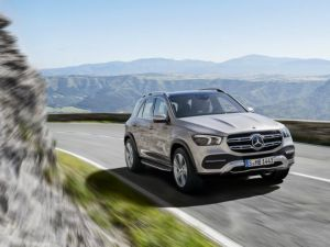 2019 Mercedes-Benz GLE What To Expect