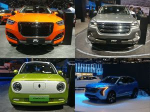 Great Wall Motors Haval At Auto Expo 2020 H9 F5 F7 R1 Vision 2025 Concept Concept H SUVs And Electric Cars Showcased