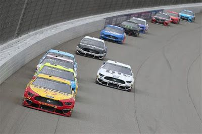 Michigan NASCAR Cup Series Notes: 2019 Consumers Energy 400