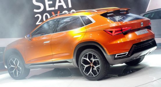 SEAT To Launch Coupe SUV In 2020, Possibly Under Cupra Brand