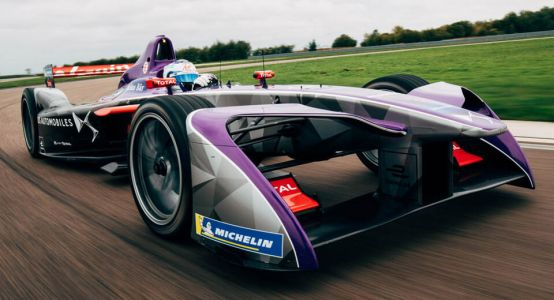 DS Virgin Racing Gears Up For Season 4 Of Formula E With New DSV-03