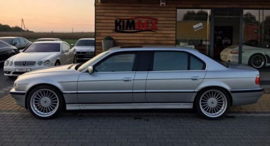 One Of Only 899 BMW 750i XL L7 V12 Is A Rare Bird