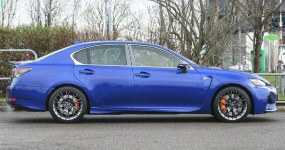 The Only Lexus GS F For Sale Right Now Is Rarer Than Many Supercars