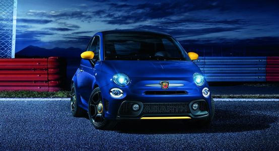 Abarth Gets Updated 595 Range And Special 695 Variant