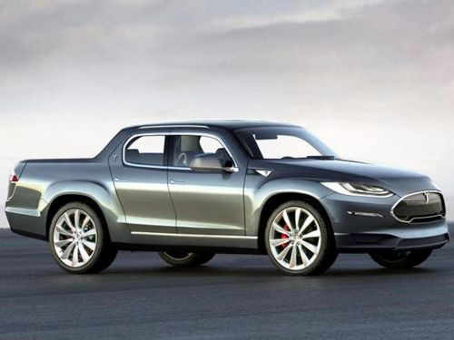 Tesla Pickup Will Be Quicker Than A Porsche 911