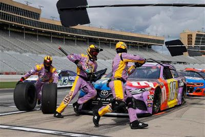 Kyle Busch is 8/1 to win 2020 South Point 400