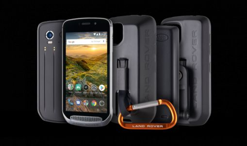 Explora the Outdoora: Land Rover's All-Weather Smartphone