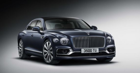 All-New Bentley Flying Spur Wants To Get Its 207mph Waft On