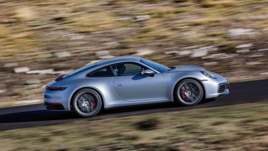 2020 Porsche 911 Carrera S Laps The 'Ring In 7:25