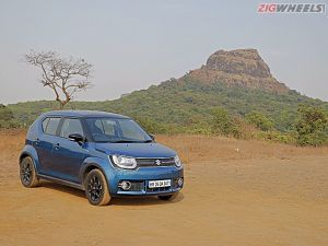 Updated Maruti Ignis Launch This Month