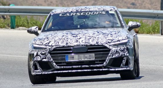 Is Audi Planning Diesel Versions Of Next S6 And S7 To Go After BMW's M550d?