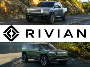 Rivian Reveals All-Electric R1T and R1S Blows Minds At LA Motor Show 2018
