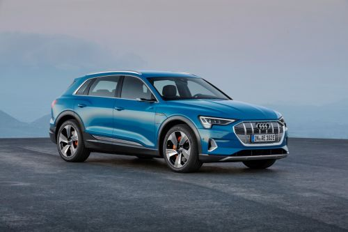 South Africa Bound Audi e-tron SUV Is Official