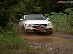 Mercedes-Benz E-Class All-Terrain Road Test Review