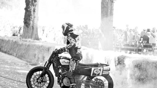 American Flat Track Hits The Goodwood Festival Of Speed
