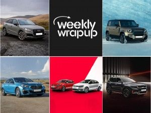 Top India Car News Kia Seltos Anniversary Edition BMW 2 Series Gran Coupe Land Rover Defender Audi Q2 And Festive Edition Launches