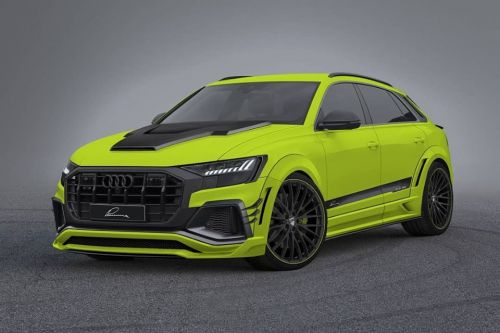 Lumma Design CLR Q8 Gives Audi Q8 A Menacing Presence