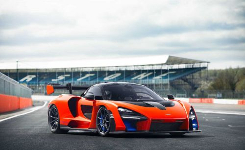 Hennessey Can Crank Your McLaren Senna To 1,000 HP